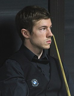 Jack Lisowski English professional snooker player
