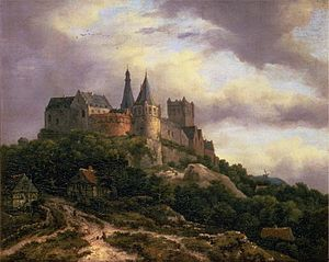 The Castle of Bentheim