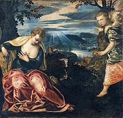 Annunciation to Manoah´s Wife