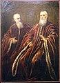 Jacopo tintoretto, ritratto di due senatori, 1550-1600 ca..JPG
