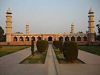 Jahangir's tomb-6.JPG