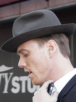 Jake Abel på Toronto International Film Festival 2014