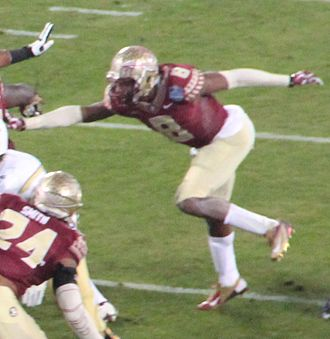 Jalen Ramsey - Ramsey with the Florida State Seminoles