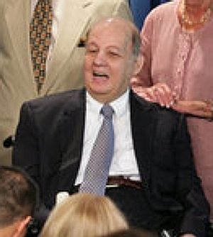 Brady Handgun Violence Prevention Act - Jim Brady in 2006