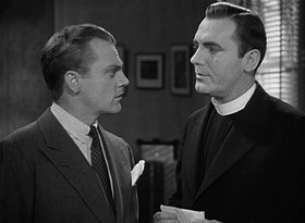 James Cagney and Pat O'Brien in Angels With Dirty Faces trailer.jpg