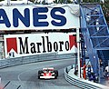 James Hunt - McLaren M23 at Tabac at the 1977 Monaco GP.jpg