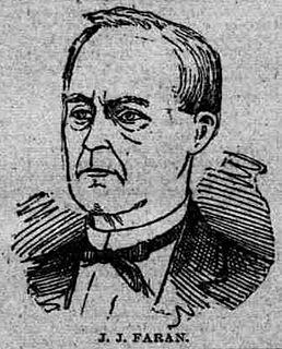 James J. Faran American politician