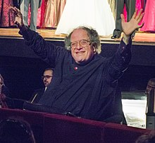 alt=Description de l'image James Levine 2013.jpg.