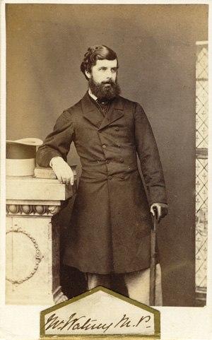 James Watney junior - James Watney junior (1832-1886)