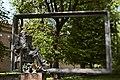 Jan Matejko selective focus statue.jpg