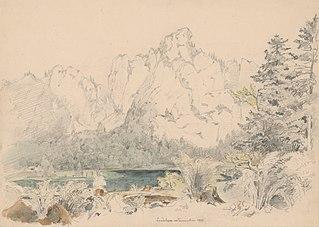 Lake Laudach II.