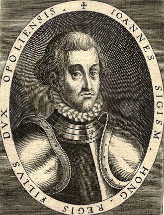 John Sigismund Zápolya - Image: Jan Zygmunt Zapolya