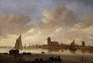 View of Dordrecht (1649)