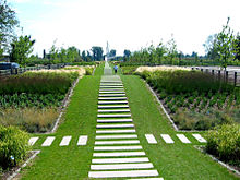 Jardin des Deux Rives — Wikipédia
