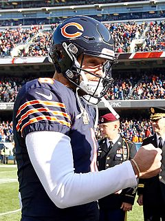 Jay Cutler - the desirable, tough, American Football player with American roots in 2020