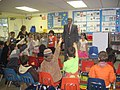 Jay visits a Jewish Day School in Bellevue (4679970886).jpg