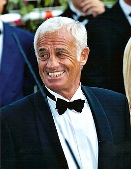 Jean-Paul Belmondo in 2001.