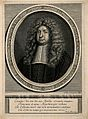Jean Foy Vaillant. Line engraving by N. Habert, 1688. Wellcome V0005958.jpg