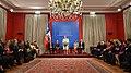 Jefa de Estado firma Instructivo Presidencial sobre las Buenas Prácticas en Materia de Declaración de Intereses y de Patrimonio (16862643552).jpg