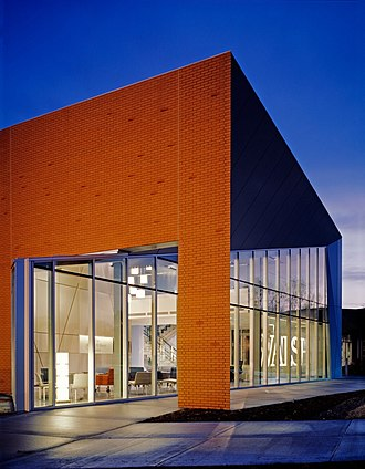 Walsh College of Accountancy and Business - Jeffery W. Barry Center