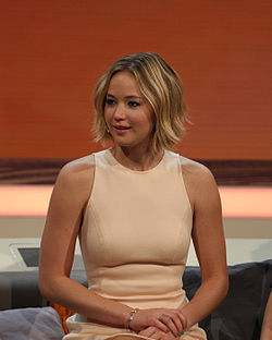 Jennifer Lawrence at 214. Wetten, dass.. show in Graz, 8. Nov. 2014.jpg