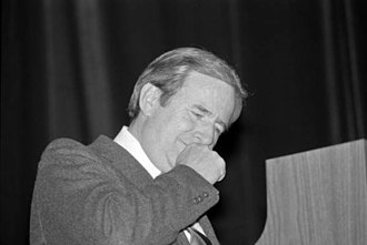 Jerry Falwell - Jerry Falwell in Tallahassee, Florida