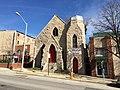 Jesus Christ Prayer Deliverance Church, 202 E. Madison Street, Baltimore, MD 21202 (33173516912).jpg