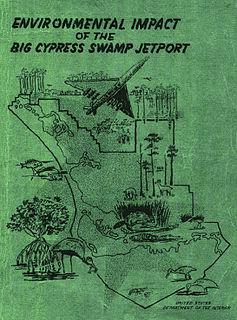 Environmental Impact of the Big Cypress Swamp Jetport