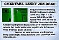 Jeziorko cemetery commemorating plate.jpg