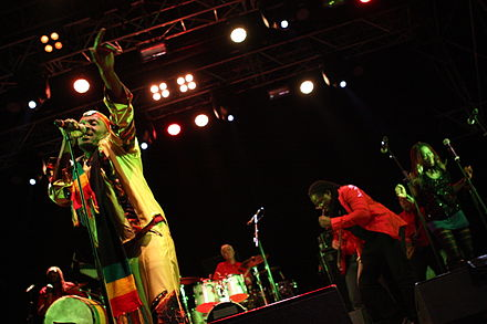 Jimmy Cliff performing in Bildein, Austria, 2012 Jimmy Cliff Picture-On-Festival Bildein 2012-08-10.JPG