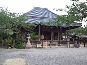 Jizô-in Shingon-Buddhist Temple - Hon-dô Sanctuary.jpg