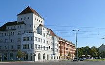 Johannisthal--Fil:Johannisthal Groß-Berliner Damm-002