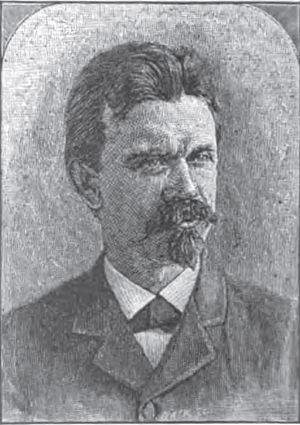 John Robert Procter - Portrait of John Robert Procter