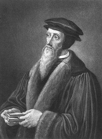 Sensus divinitatis - John Calvin