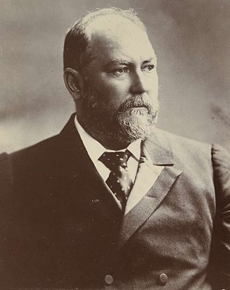 Premier of Western Australia - Sir John Forrest, the first Premier of Western Australia, who served from 1890 to 1901.