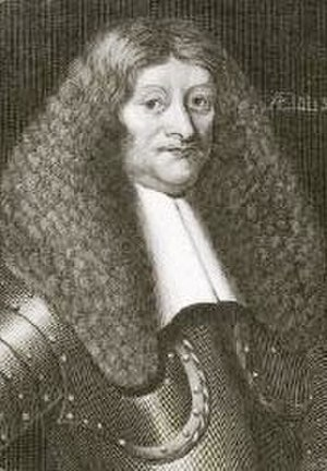 Battle of Burton Bridge (1643) - Sir John Gell