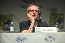 John Stephens at WonderCon 2015