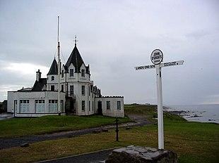 John o' Groats House