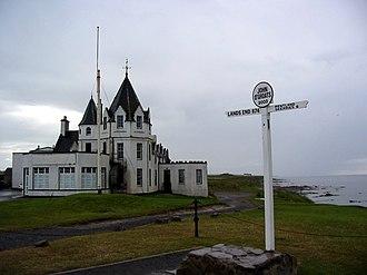 Land's End to John o' Groats - Signpost at John o' Groats