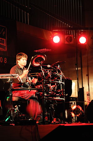 See What You Started by Continuing - The album marks Collective Soul's first release with drummer Johnny Rabb (pictured) and lead guitarist Jesse Triplett.