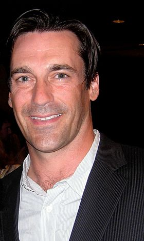 Jon Hamm, interprète de Don Draper