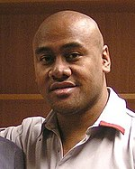 Photo en buste de Jonah Lomu