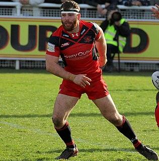 Jordan Walne English rugby league footballer