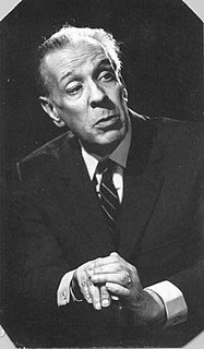 Jorge Luis Borges Argentine short-story writer, essayist, poet and translator