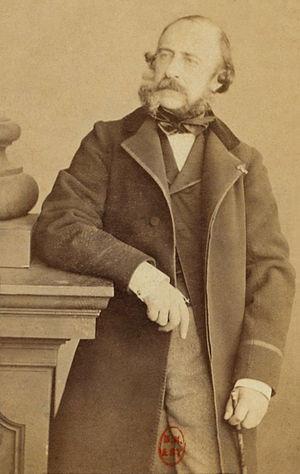 Joseph Autran - circa 1860s