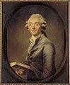 Joseph Ducreux - Portrait de Bernard-Germain de Lacépède (1756-1825), naturaliste et homme politique - P2618 - Musée Carnavalet.jpg