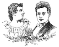 Joseph Keppler Jr and bride.png