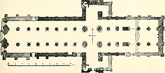 St Magnus Cathedral - Floorplan