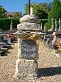 Jouy-le-Moutier (95), croix de cimetière 2.jpg