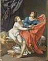 Jozef en de vrouw van Potifar Rijksmuseum SK-A-4363.jpeg